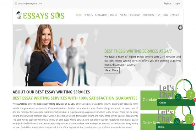 Dissertation writing services review