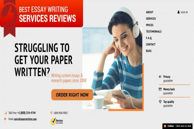 Most Trusted Best Essay Writing Service Reviews Of   Ratings Paperwrittencom Reviews An Essay On Science also Example Of A Good Thesis Statement For An Essay  Comparative Essay Thesis Statement