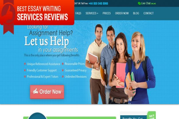 Writing essay service uk